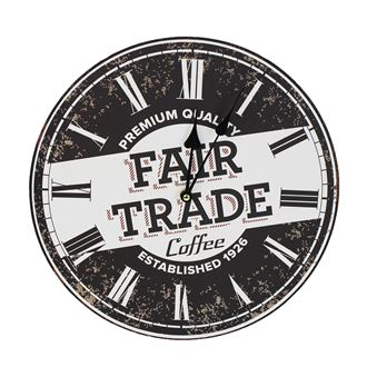 Uhr D.34 cm - FAIR TRADE 355185